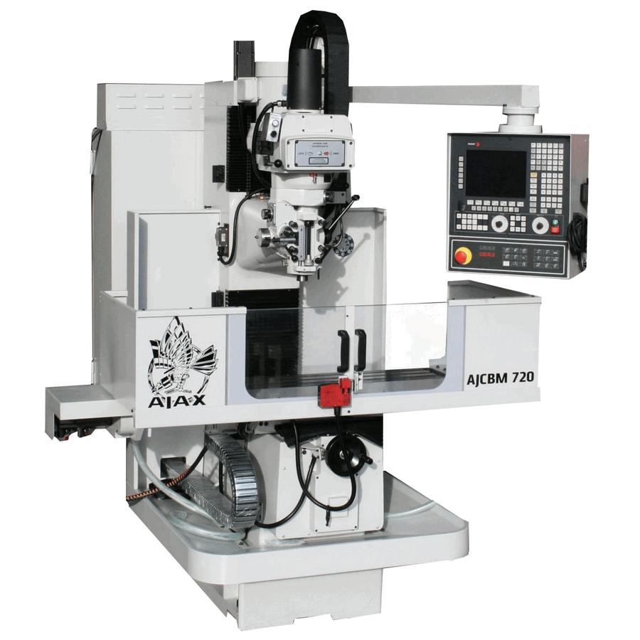 AJCBM 720 With Fagor 8055 Control