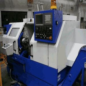 Ajax AJSB250 CNC Slant Bed Lathe