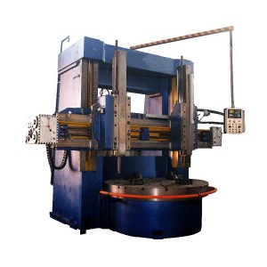 vertical boring and turning machine