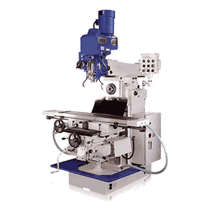 Ajax AJUMT300 Turret Milling Machine with Horizontal Spindle