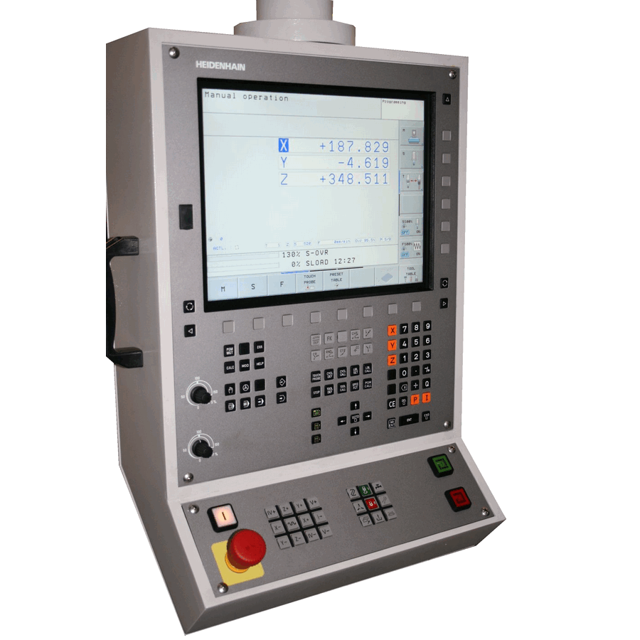 TNC320 Control
