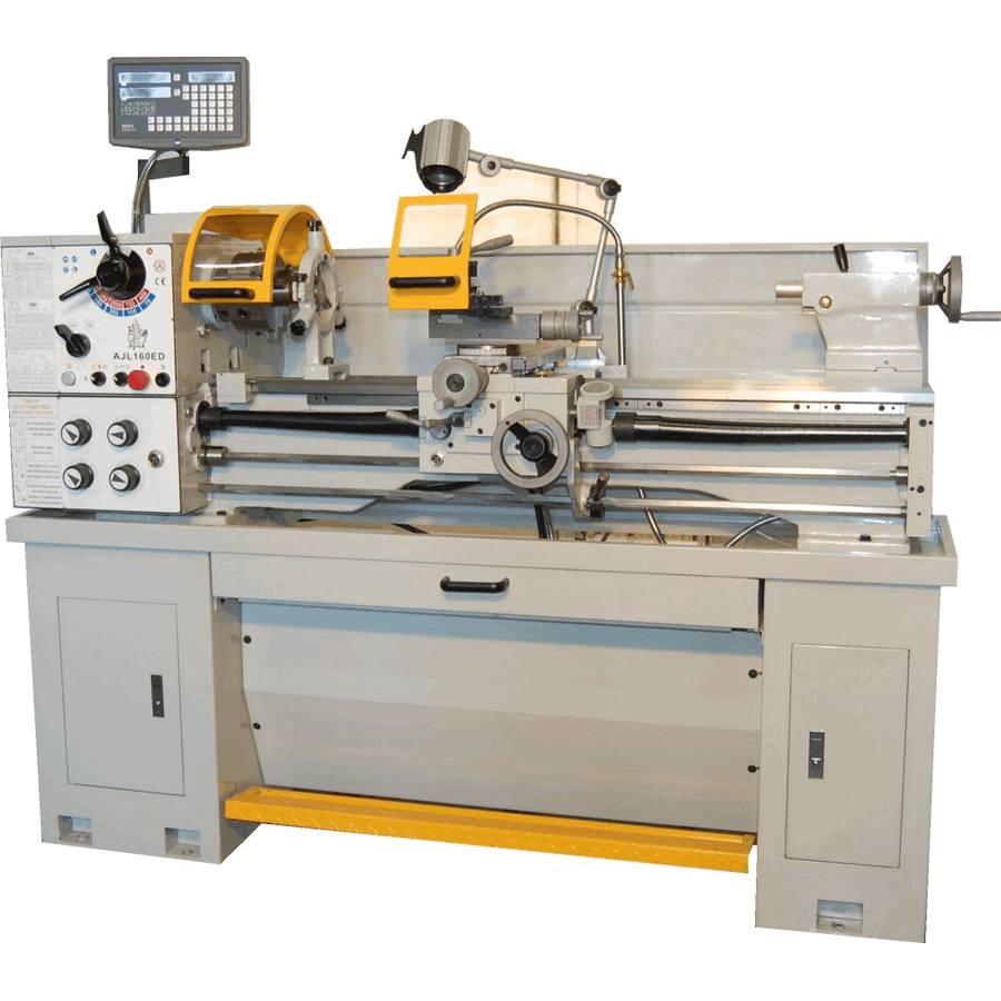 Ajax AJL160ED Training Student Lathe