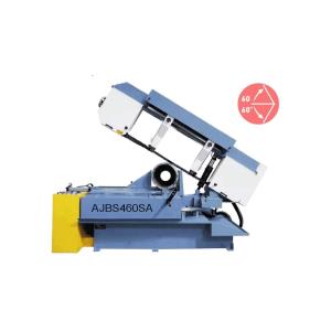Ajax AJBS460SA Semi Automatic Horizontal Bandsaw