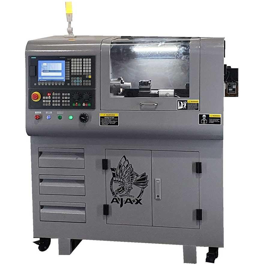 Ajax Atom CNC Lathe