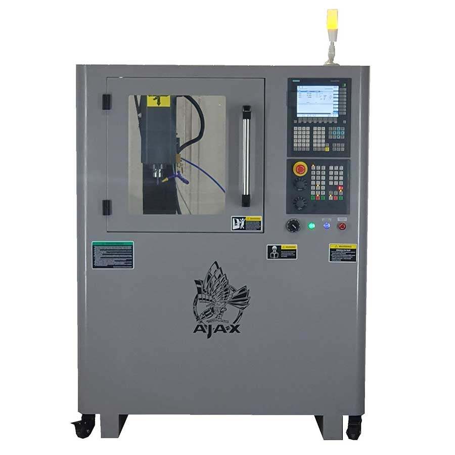 Ajax Proton CNC Milling Machine