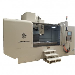 Ajax Vertical Machining Centre