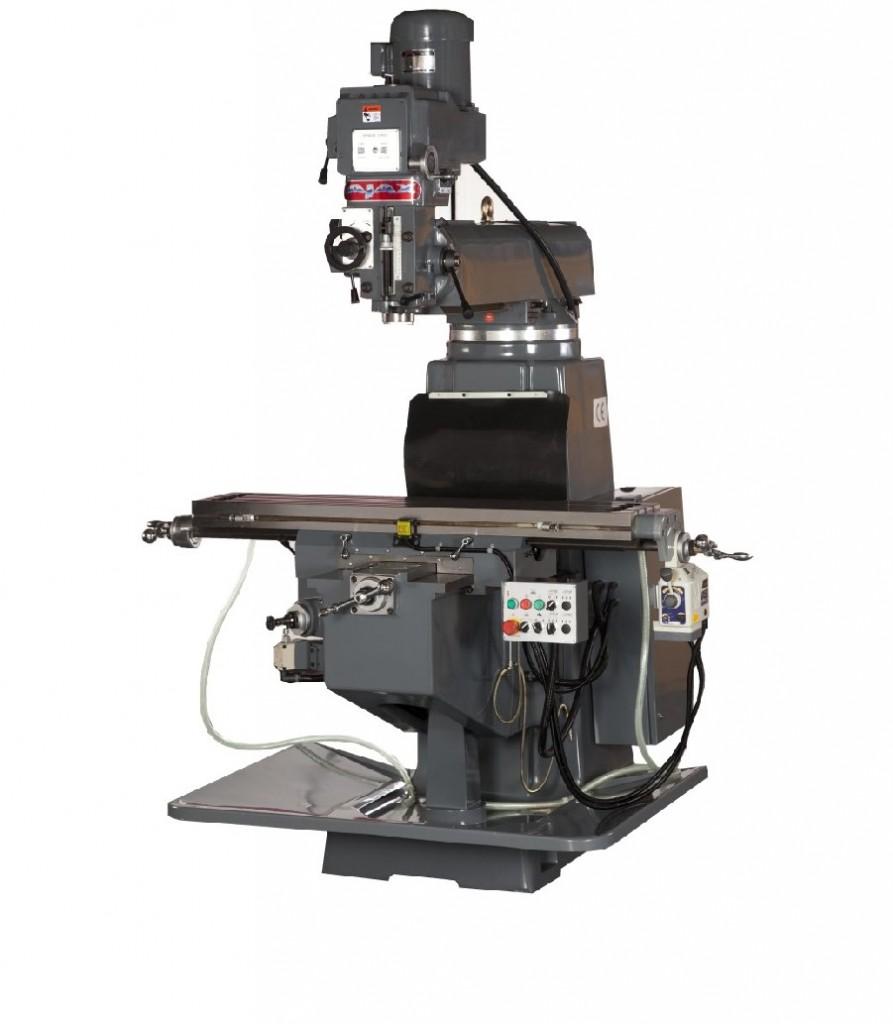 Ajax AJT400 Turret Mill