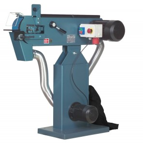 Arboga 75 Heavy duty belt grinders with dust extraction