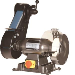 Arboga industral bench grinder with belt arm