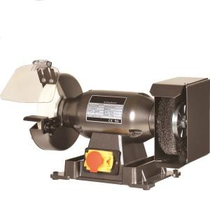 BG200 Industral bench grinder with wire wheel