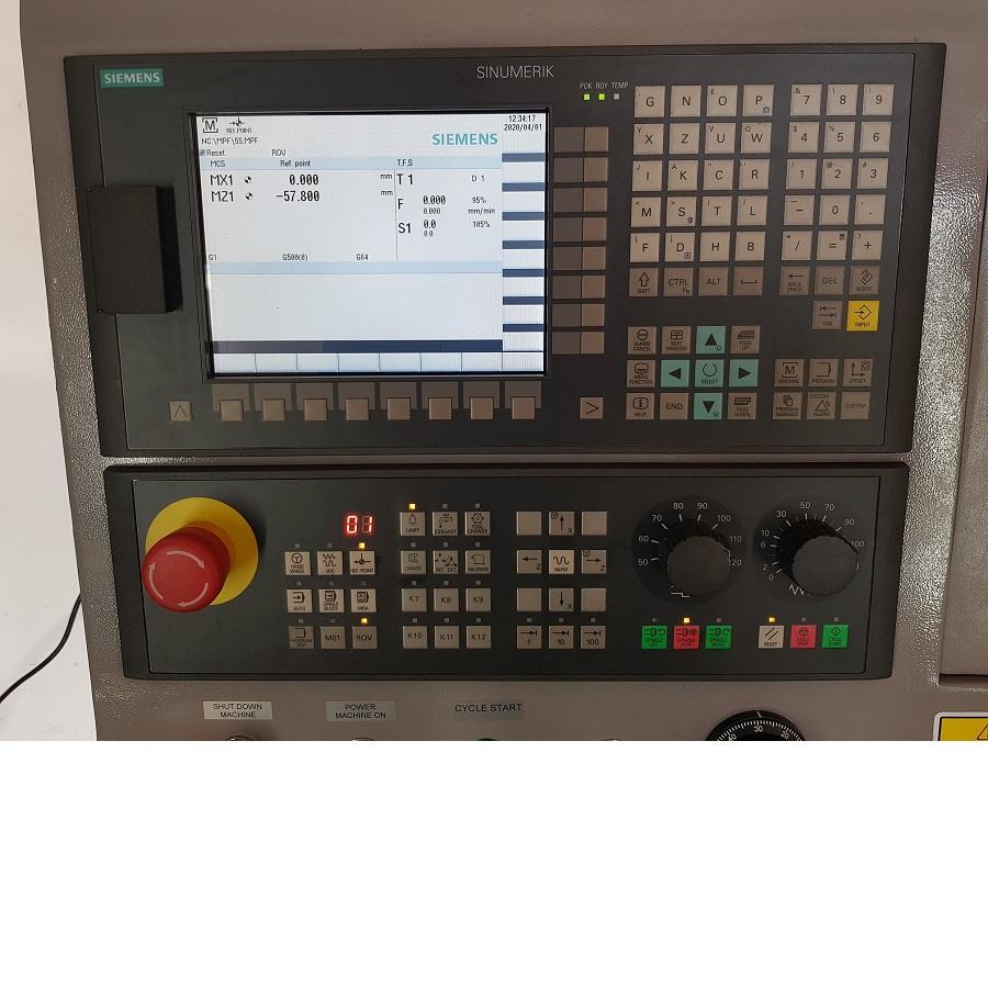 Siemens 808D Control