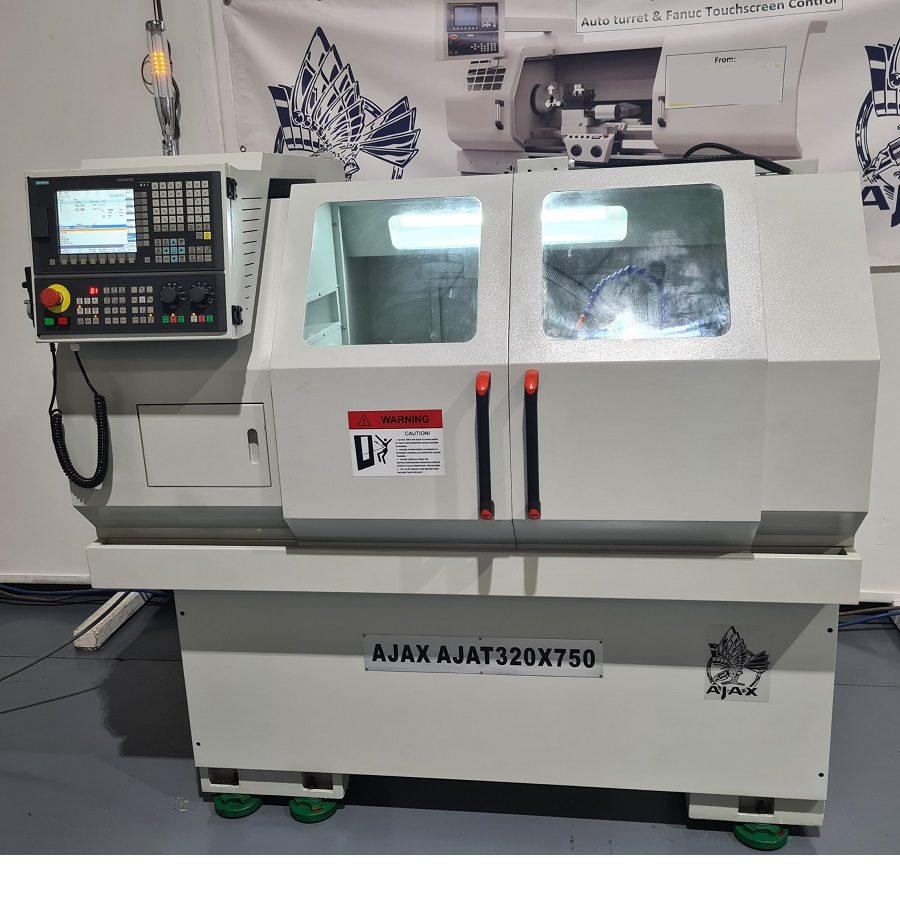 Ajax AJAT320 CNC Lathe