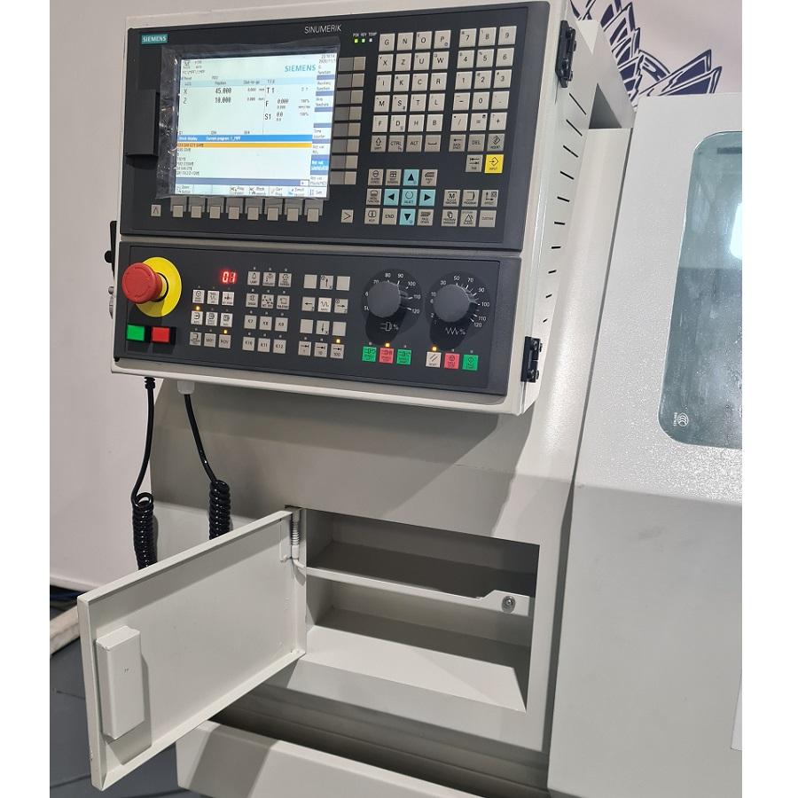 AJAT320 CNC Lathe Control