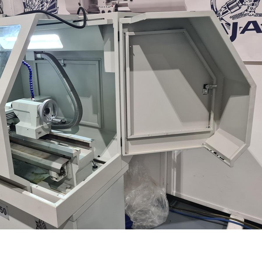AJAT320 CNC Lathe Back Door