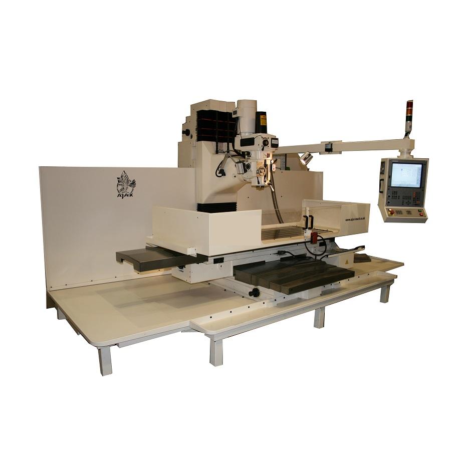 Ajax Vertical Bed Milling Machine