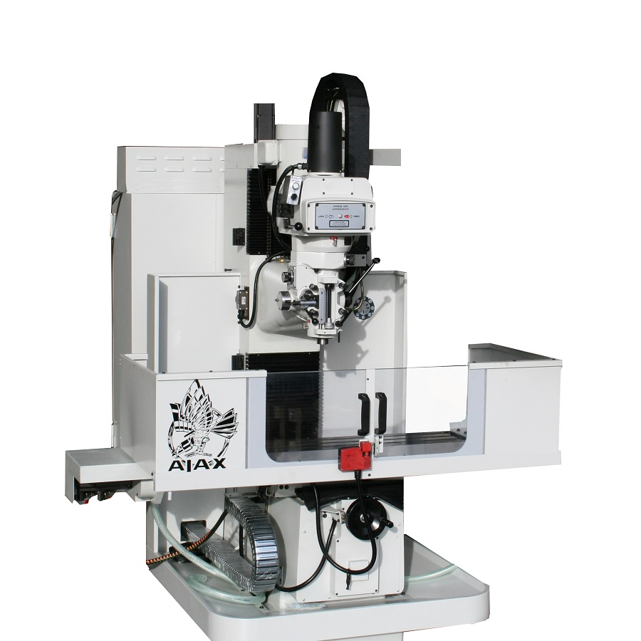 720 Vertical Bed Milling Machine