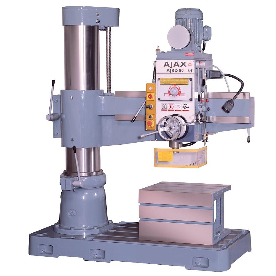 AJAX AJRD50 Radial Drill