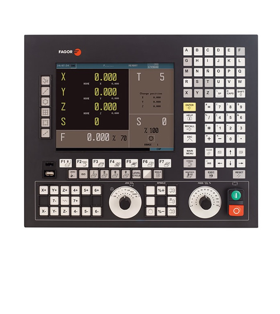 FAGOR 8055 CNC Control