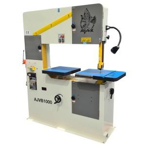 AJAX AJVB1000 Vertical Bandsaw
